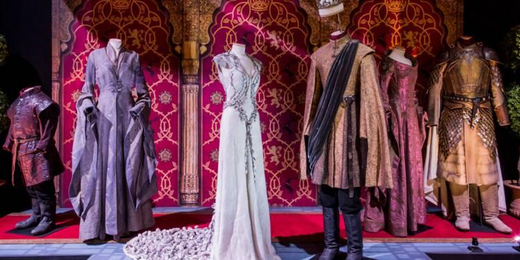 Game of Thrones : découvrez les 10 pièces phares de l'expo-évènement