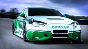 L'incroyable Audi A3 électrique 4ePerformance de 1.200 chevaux signée Schaeffler