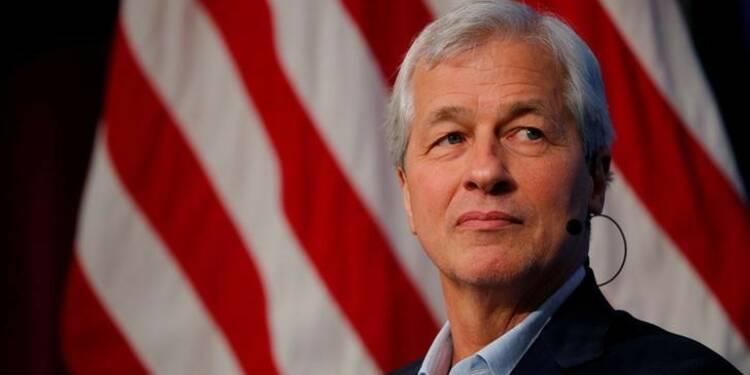 Dimon (JPMorgan) voit l'expansion économique se poursuivre aux USA