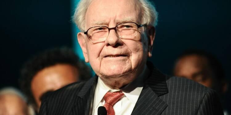 Un anonyme dépense une somme folle pour dîner avec Warren Buffett