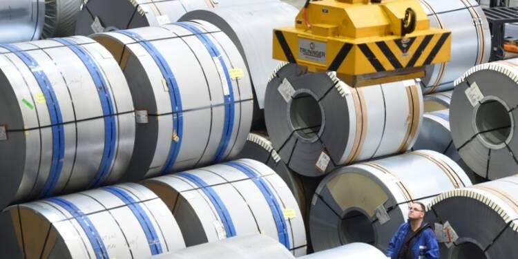 Amendes en vue dans l'enquête allemande sur l'acier