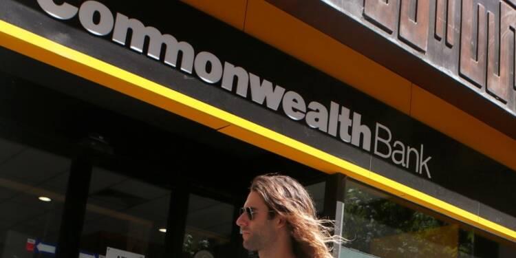 La CommBank of Australia versera une amende record