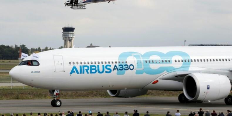 """Airbus """"ne panique"""" pas devant les ventes de l'A330neo"""