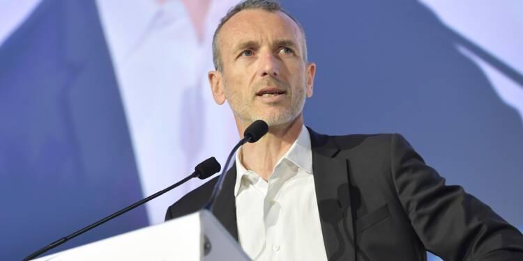 Le parcours en 10 dates de l'atypique PDG de Danone, Emmanuel Faber