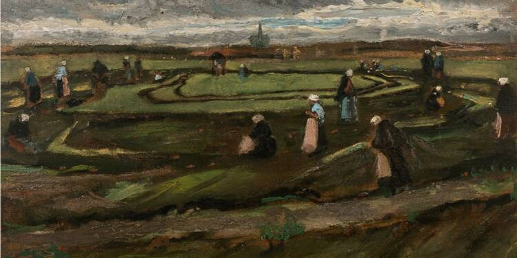 Enchères : la vente exceptionnelle d'un Van Gogh explose son estimation