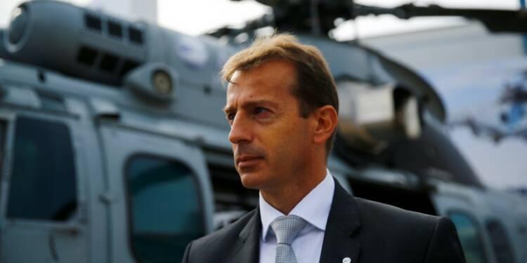Le numérique va modifier la production d'Airbus, dit Faury