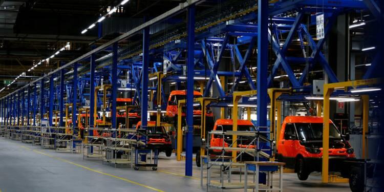 Allemagne: Les voitures électriques menacent 75.000 postes selon une étude
