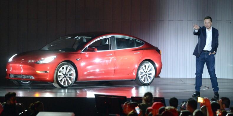 Le gaspillage fou de Tesla pour produire ses Model 3
