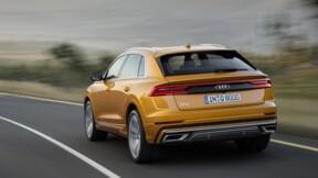 Audi Q8 : design, motorisation hybride, technologies… Découvrez le tout premier SUV coupé de la marque