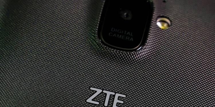 ZTE a signé un accord provisoire avec les USA