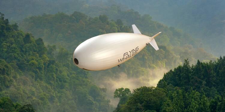 Aérien : le grand retour des dirigeables