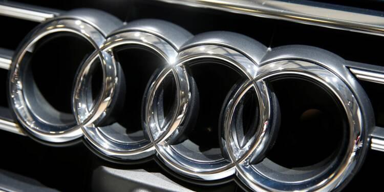 L'Allemagne ordonne un rappel d'Audi A6 et A7 diesel