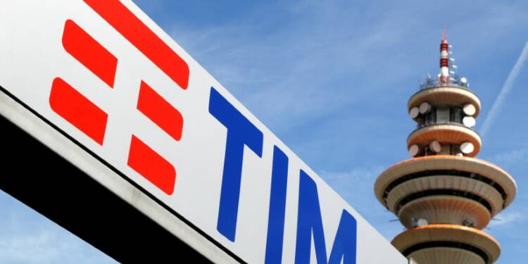 L'Italie suspend l'amende de TIM sur son contrôle par Vivendi