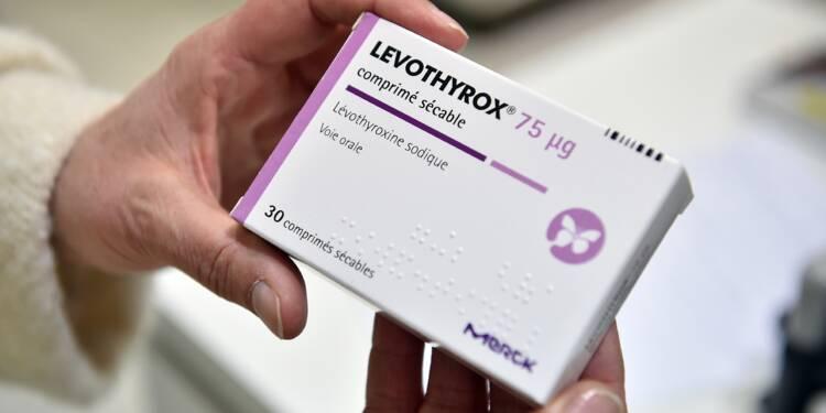 Santé : à Toulouse, Merck condamné par la justice à fournir l'ancienne formule du Levothyrox