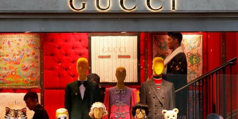 Gucci veut devenir la première marque de luxe au monde