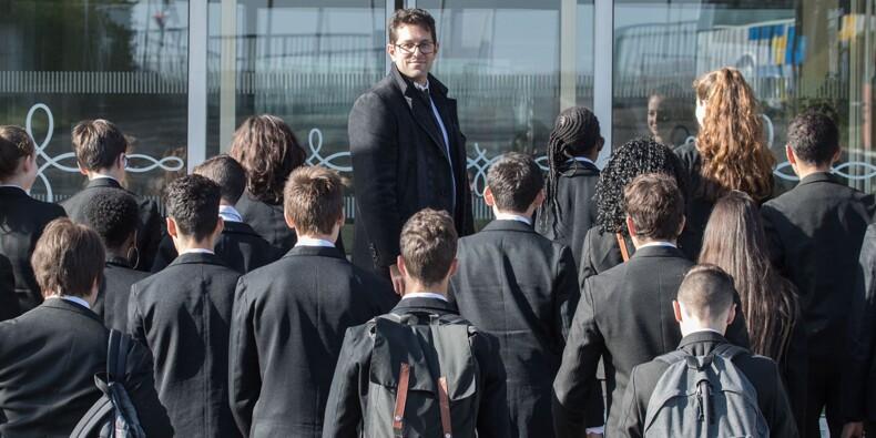 Sondage YouGov : les Français favorables à l'uniforme à l'école