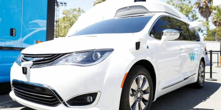 Après les USA, Waymo veut lancer ses robots taxis en Europe