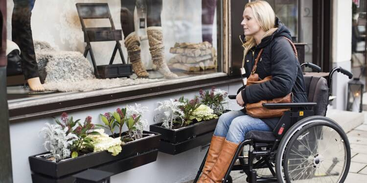 Faut-il fermer les commerces non accessibles aux handicapés ? Les Français disent non