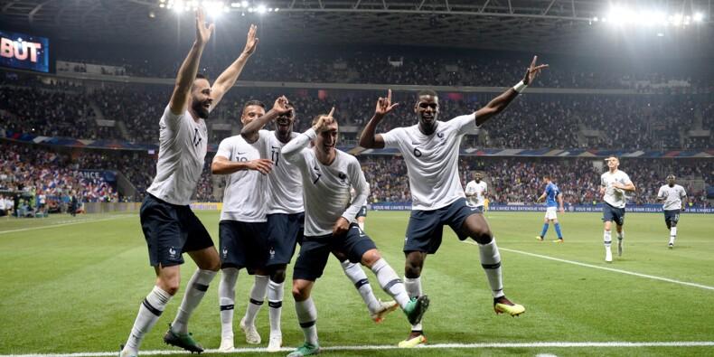 Coupe du monde 2018 : Griezmann, Mbappé et les bleus toucheront un peu plus que ce que dit Noël Le Graët