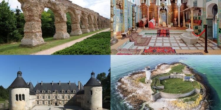 Grande loterie de Stéphane Bern : découvrez le monument emblématique qui va être rénové près de chez vous