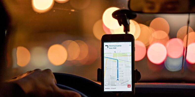 Uber dépose un inquiétant brevet pour repérer les clients ivres