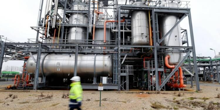France: La production industrielle baisse encore en avril