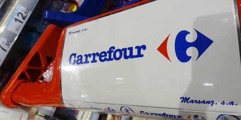 Carrefour et Système U signent un accord de partenariat