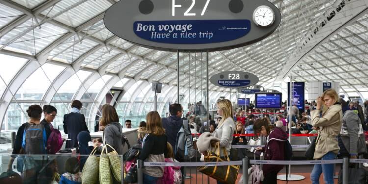 Le contrôle d'identité des passagers à l'embarquement est rétabli — Air France