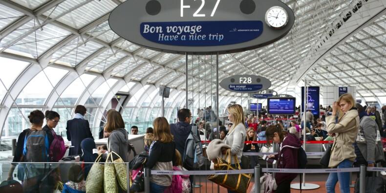 Air France : le contrôle d'identité des passagers à l'embarquement de retour