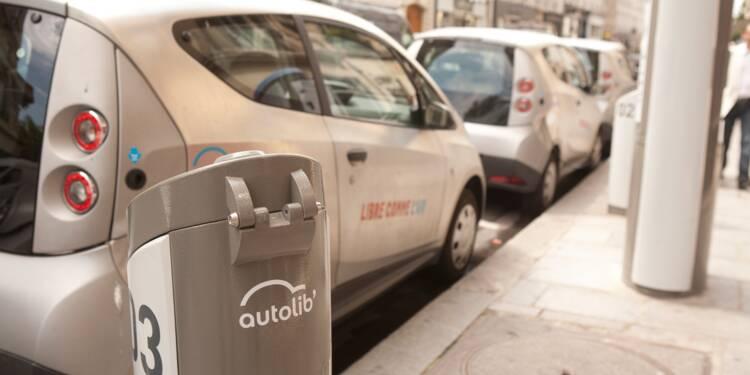 Paris : PSA prêt à remplacer Autolib' sur le terrain de l'auto-partage