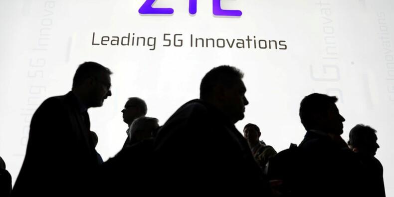 Washington menace de sévir encore contre ZTE