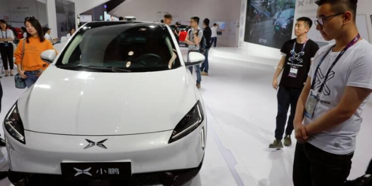 Le marché automobile chinois en hausse de 9,6% en mai