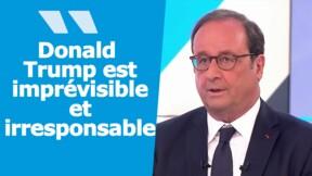"""Zapping politique : Pour François Hollande, Donald Trump est """"imprévisible et irresponsable"""""""