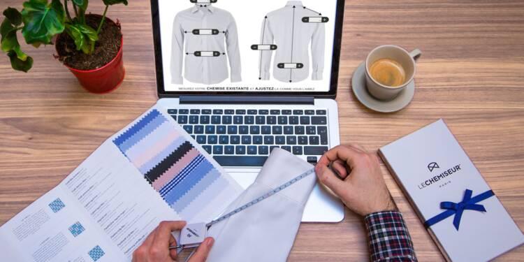 Le Chemiseur : ils reproduisent votre chemise préférée sur commande