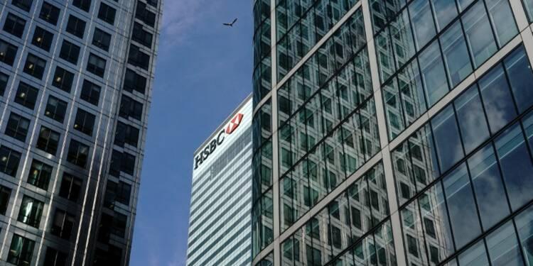 HSBC compte investir 15-17 milliards de dollars d'ici 2020