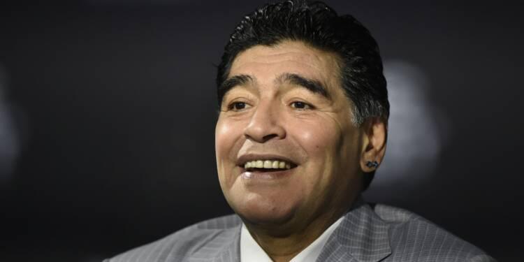 Les banques centrales prennent-elles exemple sur Diego Maradona?