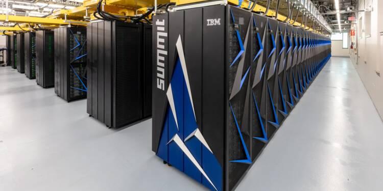 Summit, l'ordinateur ultra-puissant à 240 millions d'euros