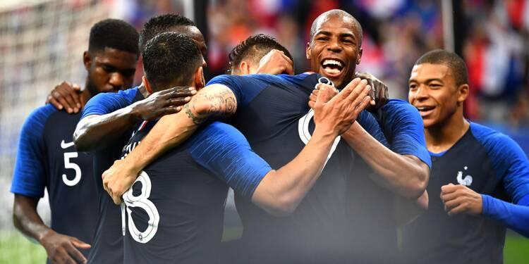 Coupe du monde 2018 : la France a l'équipe la plus chère du monde