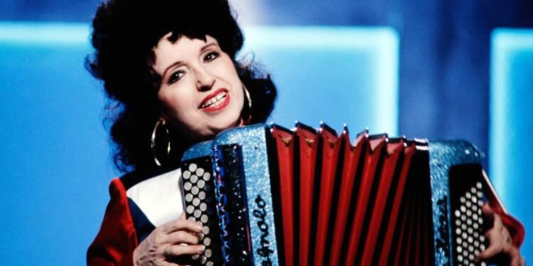 Décès de la star de l'accordéon Yvette Horner