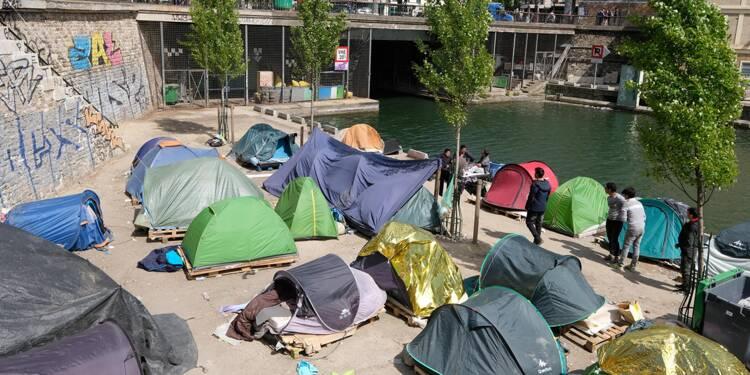 Pour 72% des Français, notre économie ne peut absorber un nouvel afflux de migrants
