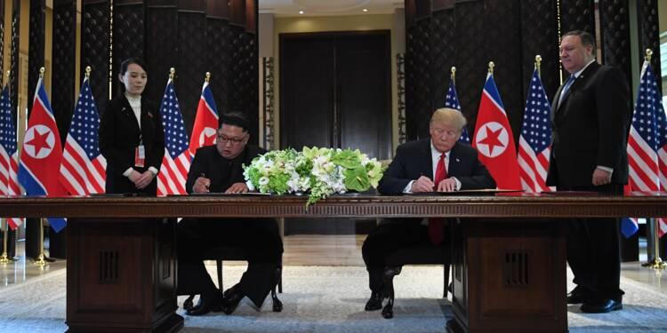 Trump-Kim, un tête-à-tête historique et des questions en suspens