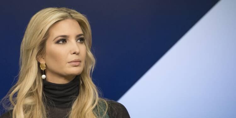 Ivanka Trump a empoché plus de 3 millions d'euros grâce à l'hôtel de son père