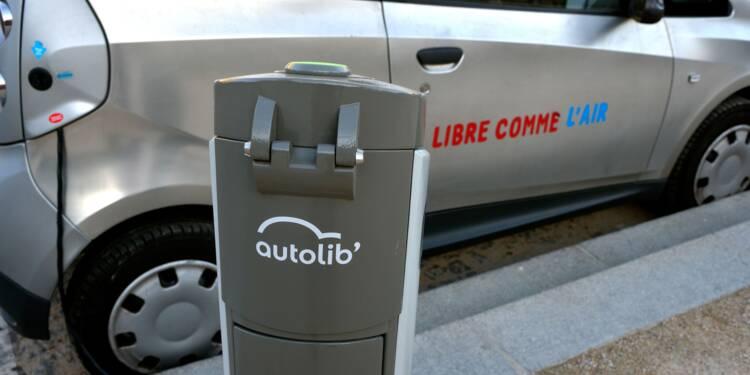 Autolib' : que faire des 2.418 places de stationnement libérées ?