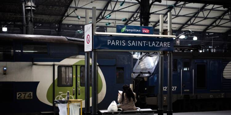 SNCF : la gare de Paris Saint-Lazare paralysée par une panne de signalisation