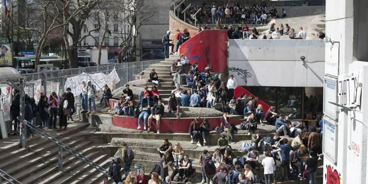 Sondage exclusif YouGov : la moitié des Français veut faire intervenir la police lors des blocages d'universités