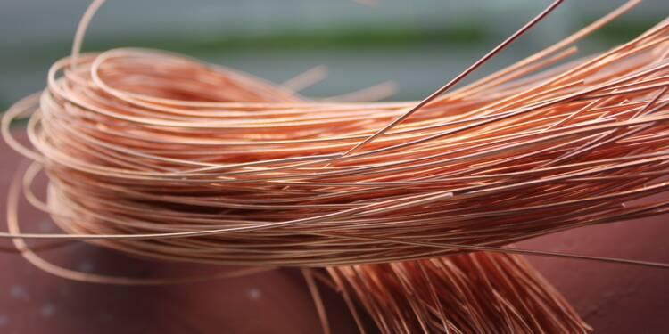 Prix du cuivre : profitez du potentiel explosif du métal gagnant de la transition énergétique !