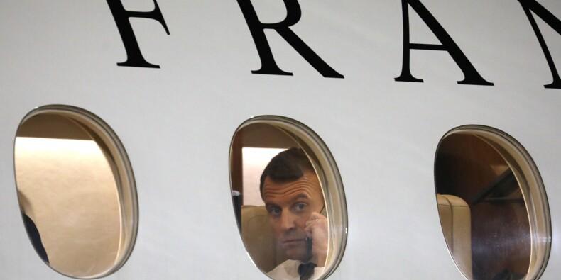Quand Emmanuel Macron utilise le Falcon pour un trajet de 110 kilomètres