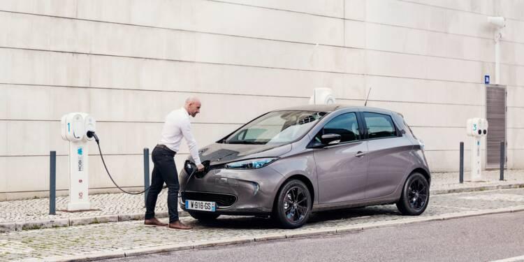 Renault : un investissement record pour rester l'un des leaders du véhicule électrique