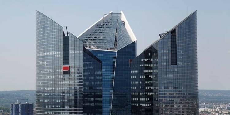 SocGen envisage de vendre sa filiale polonaise Eurobank