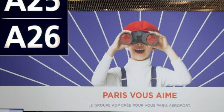 ADP: Trafic en hausse de 2,1% dans les aéroports parisiens